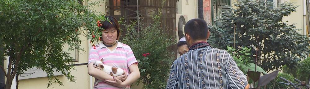 CHINE. Revendications urbaines à Shanghai : le cas de «Jianyeli»