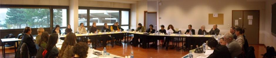 Comité de pilotage. Chaire internationale Habitat Coopératif