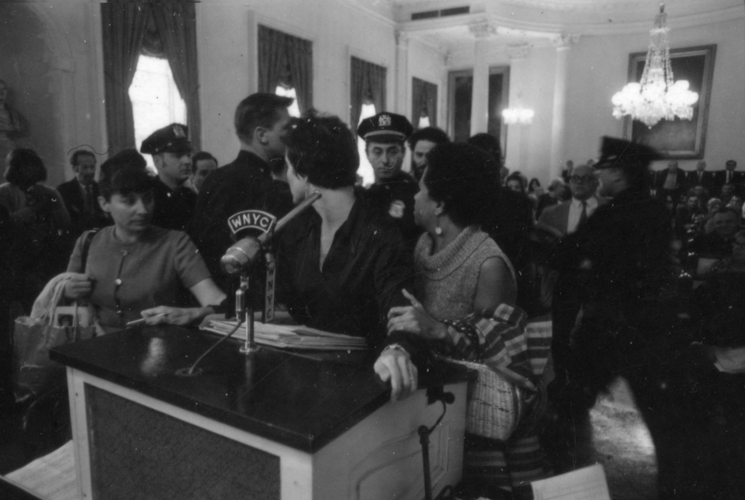 police-at-hearing-1960s-fg